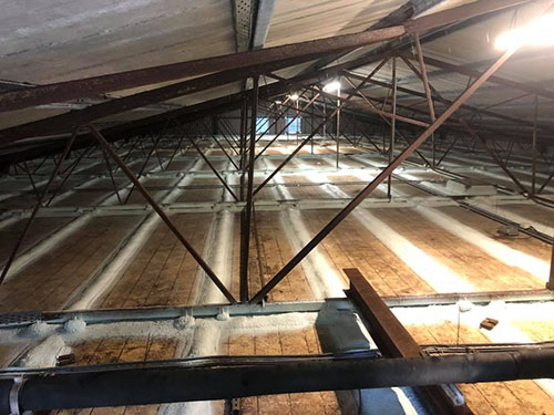 shed insulation