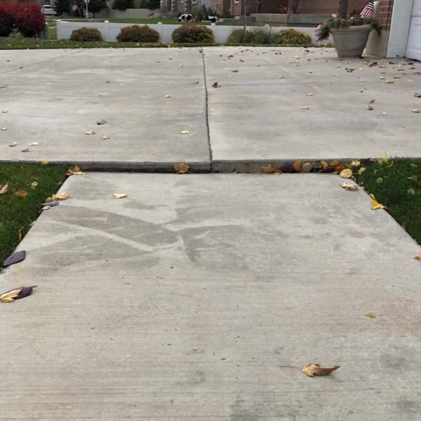 concrete levelling