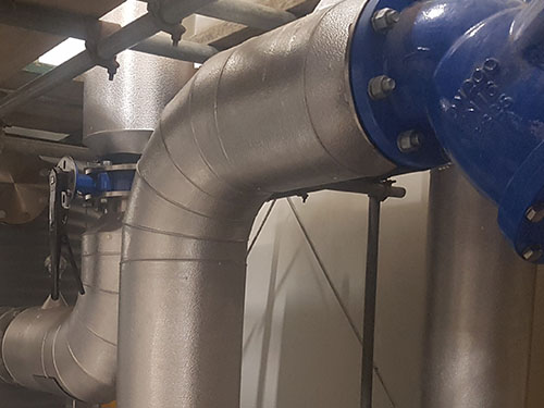 pipe and tank insulation